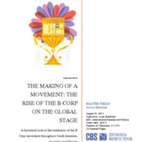 The making of a movement_the rise of the B Corp on the global stage.pdf